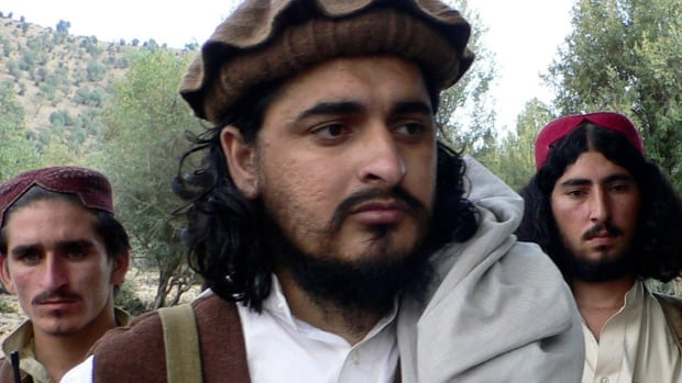 Intelligence, army and Taliban sources say the leader of the Pakistani Taliban, Hakimullah Mehsud, was one of four people killed in a U.S. drone strike on Friday in the North Waziristan tribal area of Pakistan.