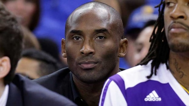 The Los Angeles Lakers have announced star guard Kobe Bryant is out for the remainder of the NBA season. Bryant broke a bone in his left knee Dec. 17 at Memphis while playing his fourth game in five nights.