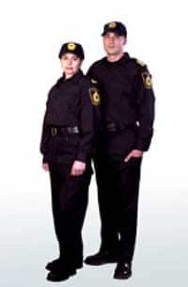 how to become a correctional officer in canada