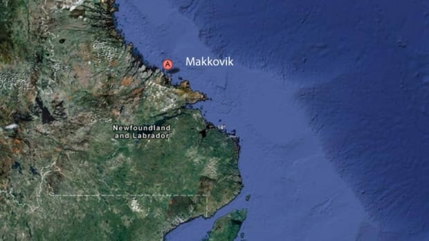 Homes in Makkovik, Labrador will be tested for traces of radon gas.