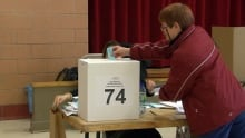 Polls close