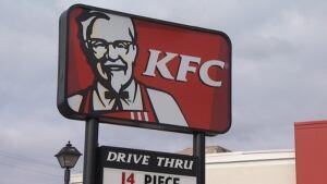 KFC closures