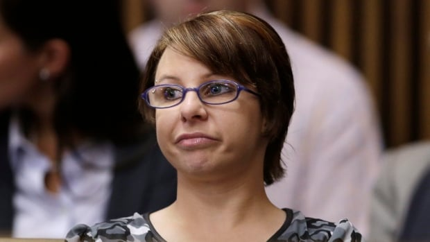 Michelle Knight is one of three woman held captive for years by Ariel Castro in his Cleveland home. She described her ordeal in an interview with the host of the Dr. Phil TV talk show that will air Tuesday and Wednesday.
