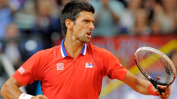 Novak Djokovic prevailed in September over Canada's Vasek Pospisil and Milos Raonic to propel Serbia into the Davis Cup final.