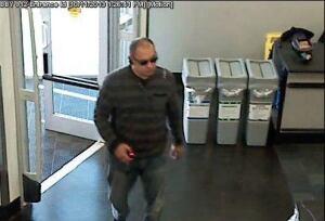 Shoplifting suspect