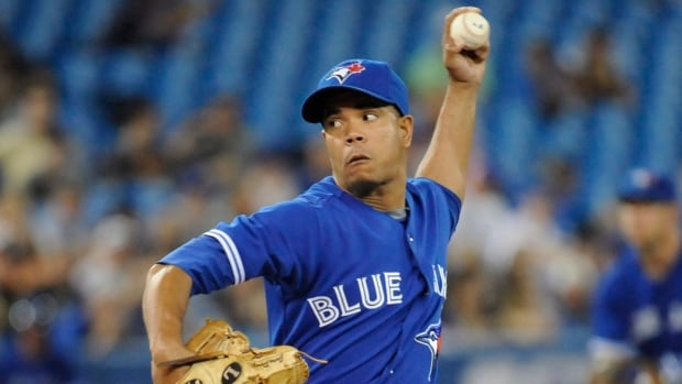 Toronto Blue Jays pitcher Juan Perez has been re-signed by the team to a minor-league deal. Perez was 1-2 with a 3.69 earned-run average last season.