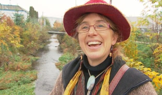 Carmen Rosen Still Creek salmon