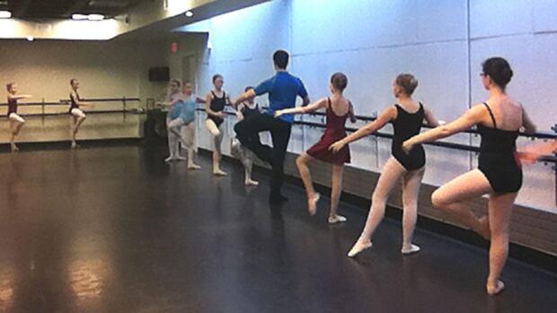 Royal Winnipeg Ballet audition