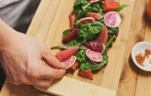 Beetroot salad ZenKitchen