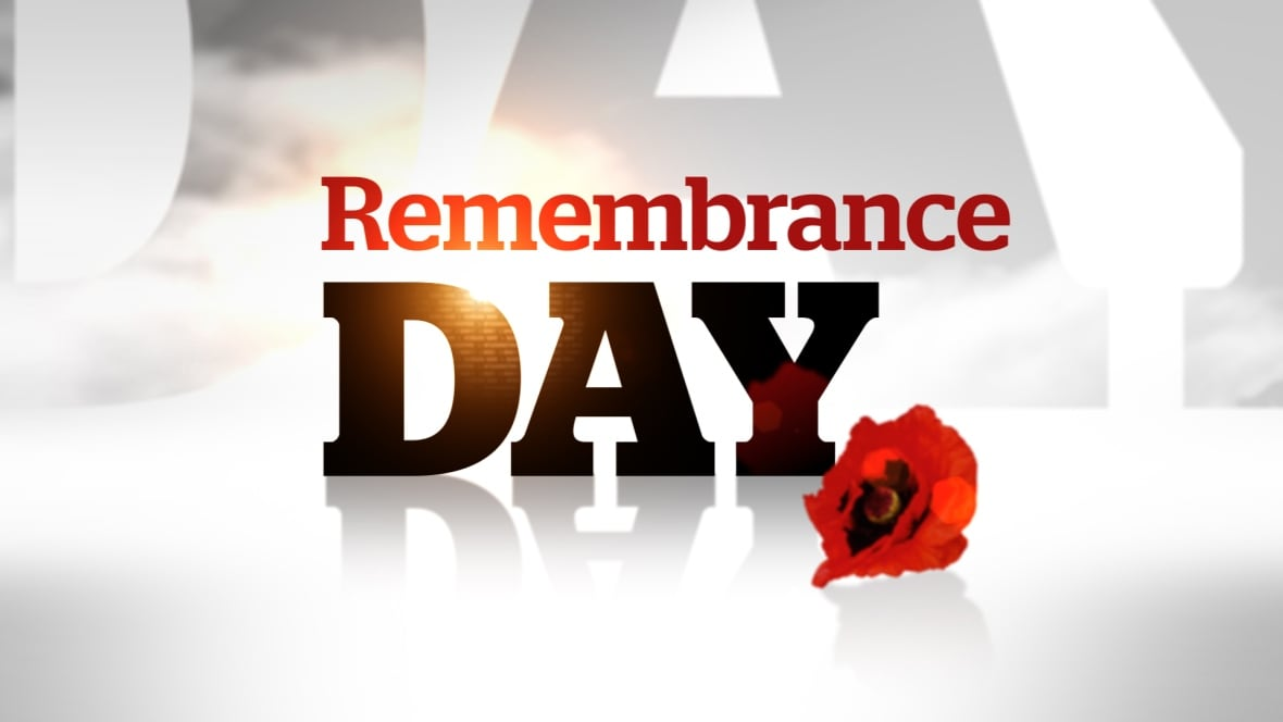Remembrance Day On Cbc News Canada Cbc News