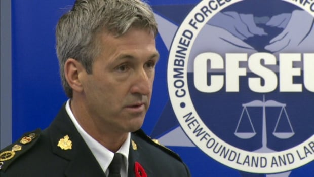 Royal Newfoundland Constbulary Chief Bob Johnston says about 40 members from both the RNC and RCMP are dedicated to the new Combined Forces Special Enforcement Unit.