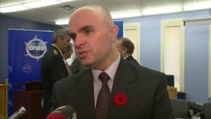 RCMP Supt. Bill Malone