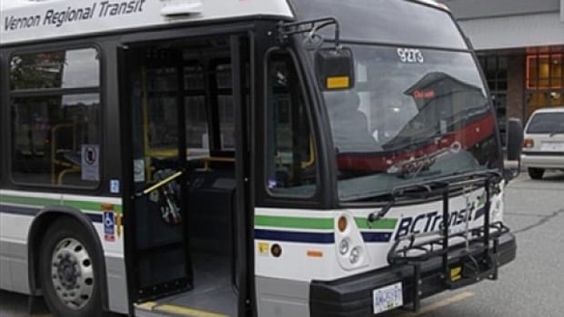 BC Transit operates local bus service throughout the province.