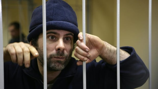 Iain Rogers, one of the 28 Greenpeace activists arrested during a protest against offshore oil drilling in the Arctic. The activists and two journalists have been detained for more than a month in Russia, and state authorities said Thursday that some of them could face additional charges of resisting police officers.