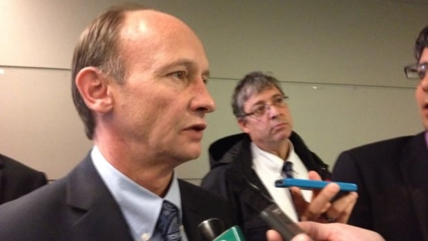 Coun. Andre Chabot, who represents Ward 10, says he wants to be Calgary's mayor.