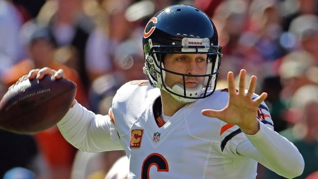 Bears quarterback Jay Cutler will return from a one-game absence to start Sunday versus the Lions. Chicago coach Marc Trestman said Cutler would not be restricted in any way due to the groin muscle tear he suffered.