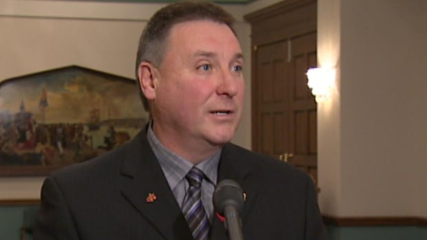 Tory backbencher David Brazil is under fire for comments he made last week outside the legislature.