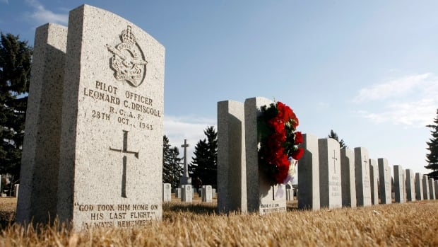 Monday is Remembrance Day. Here's where to commemorate the holiday.