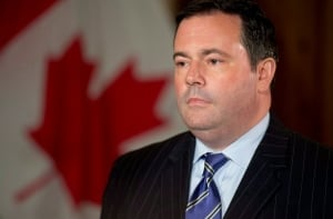 Employment Minister Jason Kenney