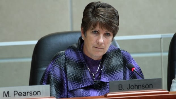 """Ward 11 councillor Brenda Johnson got this advice when she first ran for council in 2010: to get the imcumbant out we """"need an articulate woman from Winona."""" She suspects it was because as a woman, she could present a refreshing change."""