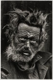 Homeless Irishman