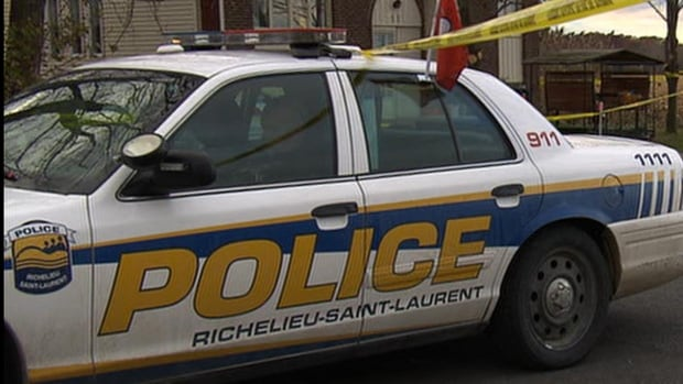 Richelieu-St-Laurent police investigators are at a home daycare in Saint-Basile-le-Grand, trying to find out how an 18-month-old girl died.