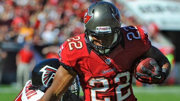 Tampa Bay Buccaneers running back Doug Martin was a Pro Bowl selection as a rookie, rushing for 1,454 yards in 2012.