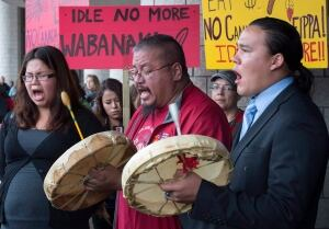 Idle No More 20131007