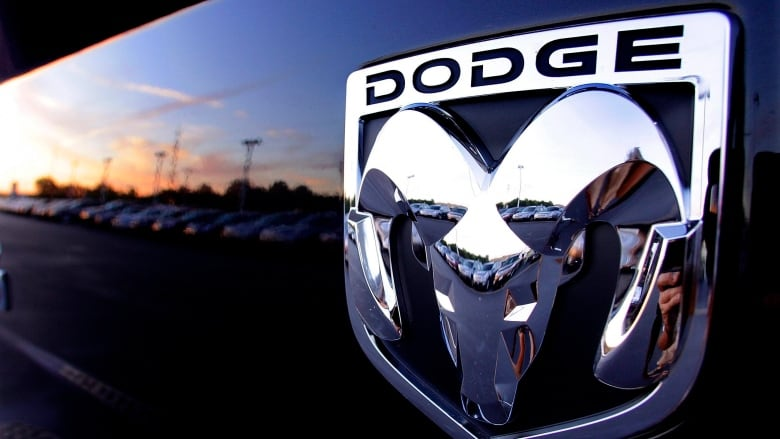 Dodge recalls 1000's of pickups