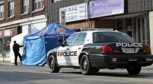 Kenilworth shooting in Hamilton