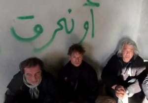 Mideast Syria Journalists in Peril