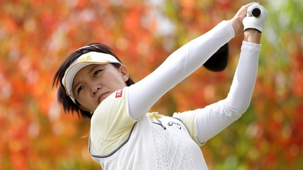 Teresa Lu of Taiwan earned her first LPGA title at the Mizuno Classic at Kintetsu Kashikojima Country Club on Sunday.