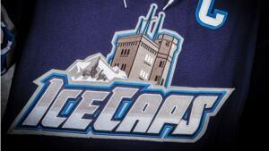 St. John's IceCaps newest team jersey