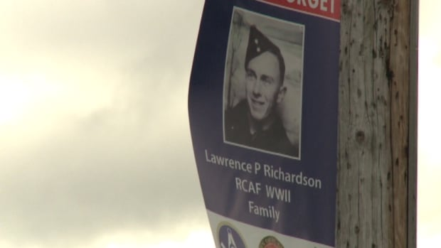 St. George main street is adorned with new banners that include photos of the men and woman who served in battle.
