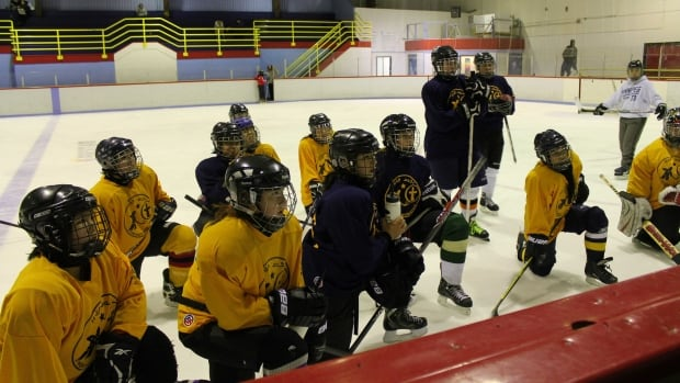 Thirty young women from across Nunavut gathered in Iqaluit this weekend to find out who would make the territory's 18-and-under team for the 2014 Arctic Winter Games set to take place in Fairbanks, Alaska in March.