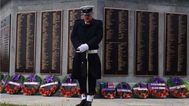 Thousands of people are expected to attend Remembrance Day ceremonies Saturday across Nova Scotia.