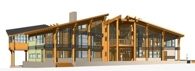 Sunshine Village Proposed Goat's Eye Lodge