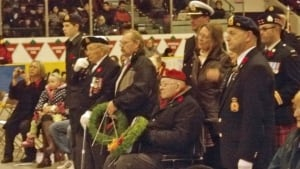 remembrance day thunder bay