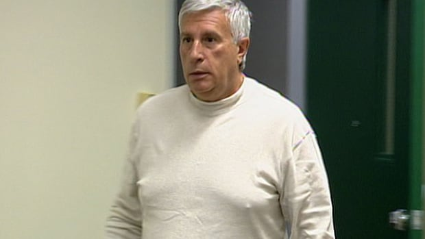 Moreno Gallo was expelled from Canada for his ties to organized crime.