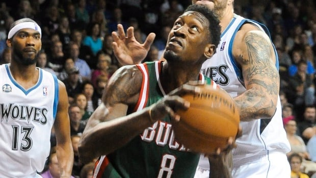 Milwaukee Bucks centre Larry Sanders sustained his thumb injury in a fight at a nightclub.
