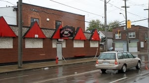 Hells Angels clubhouse