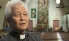 Father Pedro Arana Typhoon Haiyan Ottawa Filipino