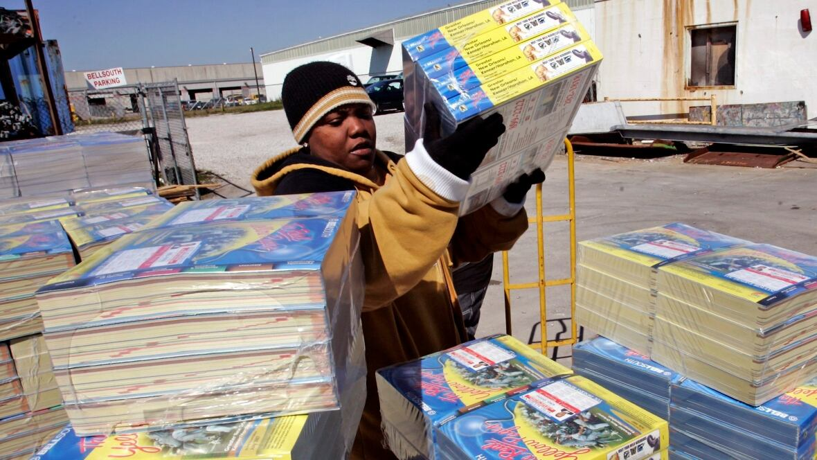 Yellow Media Cuts 300 Jobs Business Cbc News