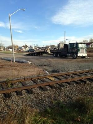 CN crossing