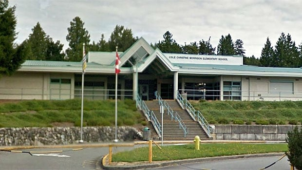 École Christine Morrison Elementary in Mission has been closed for the day on Tuesday.