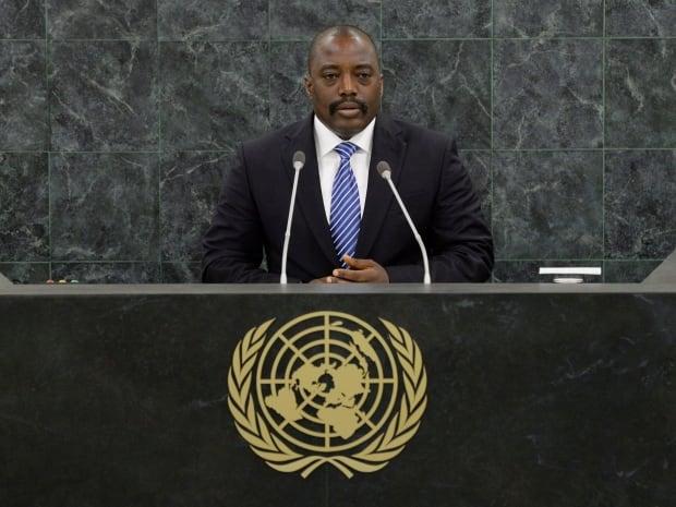 Joseph Kabila-UN