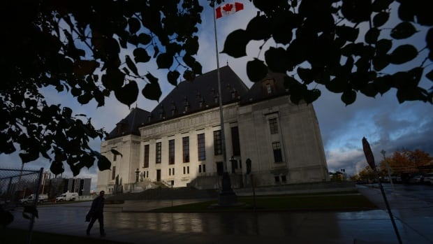 The Supreme Court of Canada in Ottawa is hearing arguments from the federal government and the provinces about the controversial issue of Senate reform.