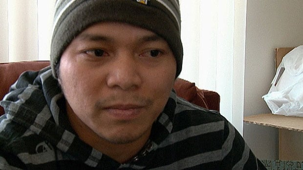 Marvin Pangilinan, who moved to Neepawa last year, said ten people in his extended family of 45 back home are dead, and 26 others are missing, after the centre of Typhoon Haiyan hit close to his community.
