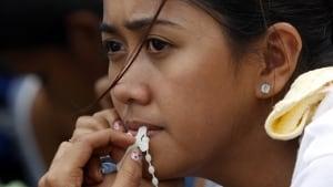 Typhoon Haiyan rosary