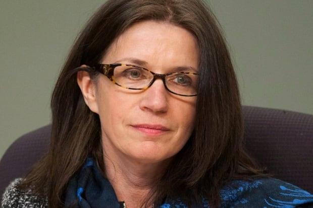 Public Service Commission president Anne-Marie Robinson